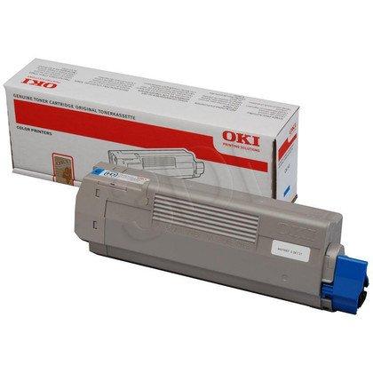 OKI Toner Niebieski C610-TC=44315307=C610, 6000 str.