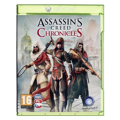"Gra Xbox ONE Assassin""s Creed Chronicles"