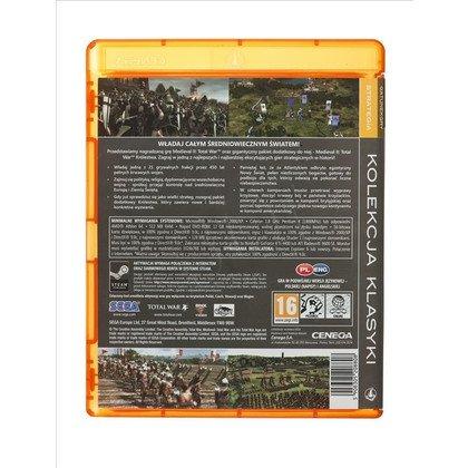 Gra PC PKK Total War Medieval 2 Złota Edycja
