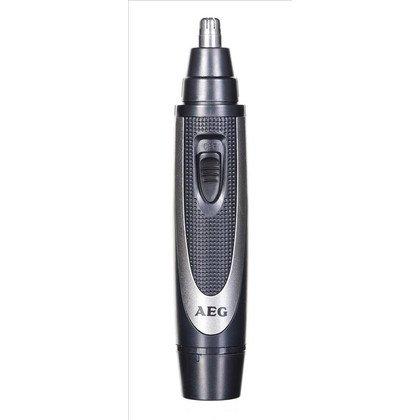 Trymer do nosa i uszu AEG NE 5609 (Czarny)