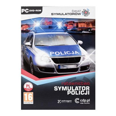 Gra PC NSS Symulator Policji 2013