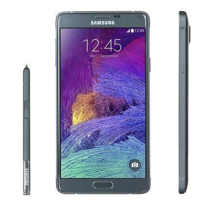 """Smartphone Samsung Galaxy Note 4 (N910) 32GB 5,7"""" czarny LTE"""