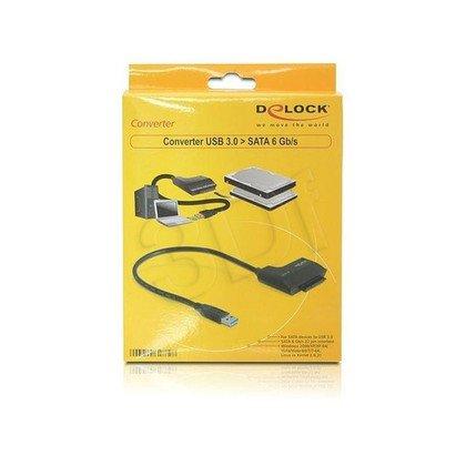 DELOCK ADAPTER USB 3.0 - SATA 22 PIN + ZASILANIE