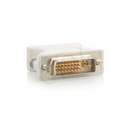 ADAPTER DVI-A -> VGA (24M/HD15F)