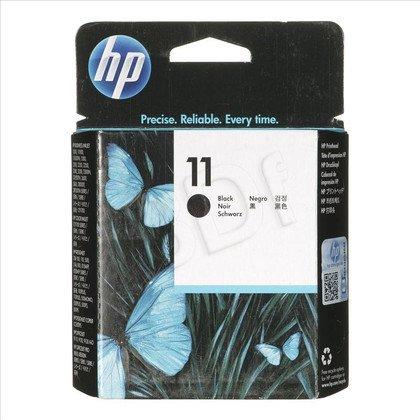 HP Głowica Czarny HP11Bg=C4810A, 16000 str. Głowica bez tuszu