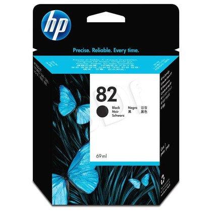 HP Tusz Czarny HP82=CH565A, 69 ml