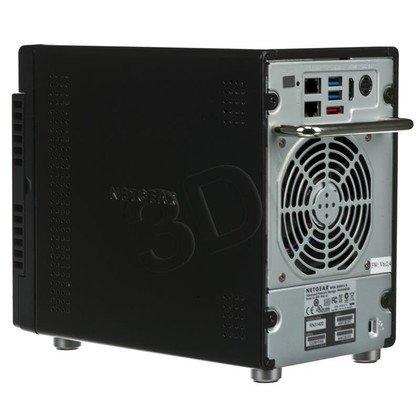 Netgear serwer NAS RN31400-100EUS wolnostojący (bez dysku)