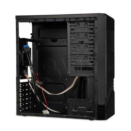OBUDOWA I-BOX ERDE CB301 2XUSB3.0 HD AUD, BEZ ZAS.