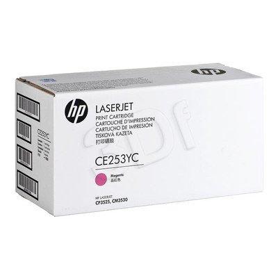 HP Toner Czerwony HP504YC=CE253YC, 7000 str.
