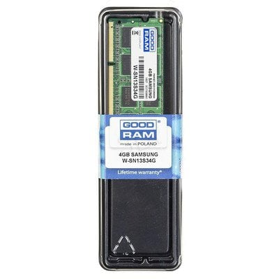 Goodram DDR3 SO-DIMM 4GB 1333MT/s (1x4GB) W-SN13S34G