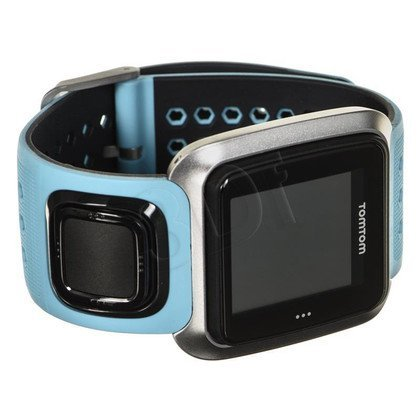 Tomtom Zegarek sportowy Golfer ciemnobłękitno/stalowoniebieski