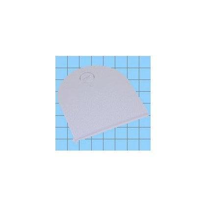 Klapka filtra pompy odpływowej do pralki Whirpool (481244010966)