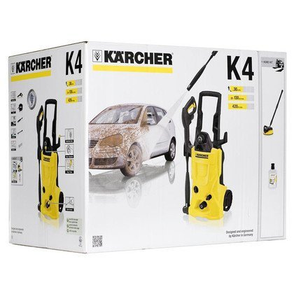 Karcher Myjka wysokociśnieniowa K 4 1.180-158.0