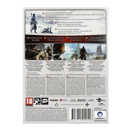 "Gra PC New Exclu Assassin""s Creed Rogue"