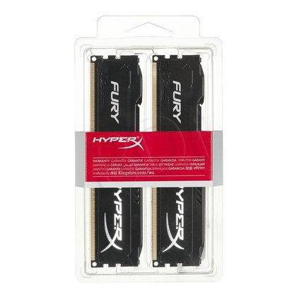 KINGSTON HyperX FURY DDR3 2x4GB 1333MHz HX313C9FBK2/8