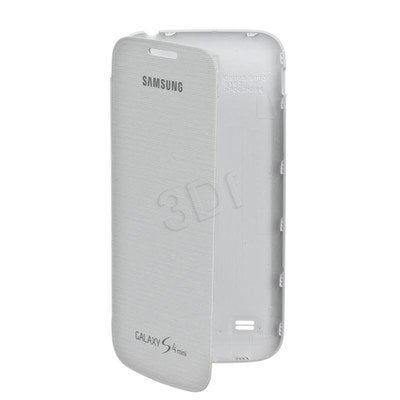 SAMSUNG ETUI FLIP CASE DO GALAXY S4 MINI BIAŁY