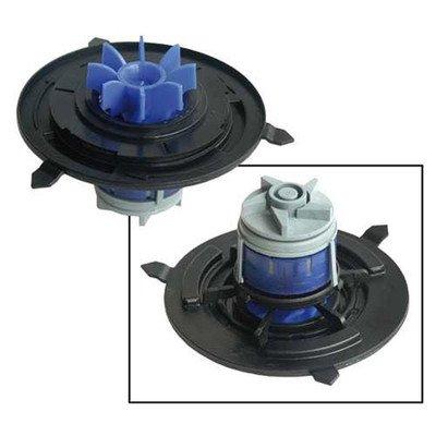 Silnik śmigła myjącego zmywarki Whirlpool (481236158367)