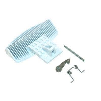 Uchwyt do drzwiczek pralki kompletny (C00259035)