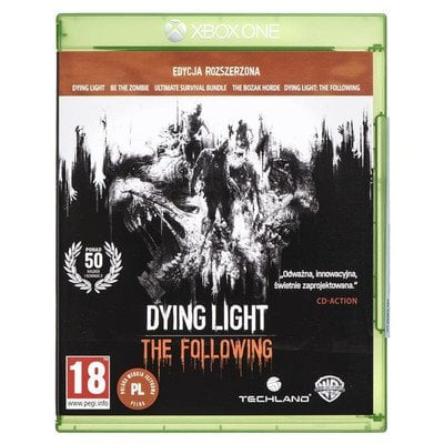Gra Xbox ONE Dying Light Enhanced Edition