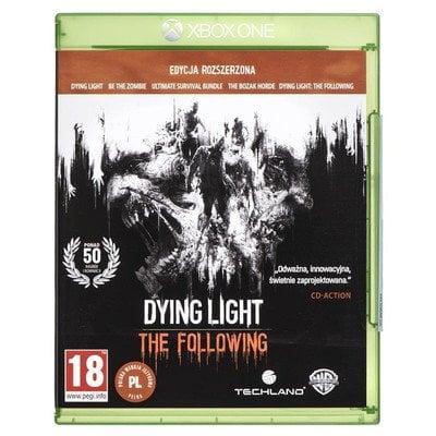 Gra Xbox ONE Dying Light Enhanced Edition