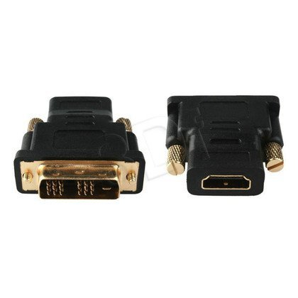ADAPTER HDMI (F) ->DVI (M)