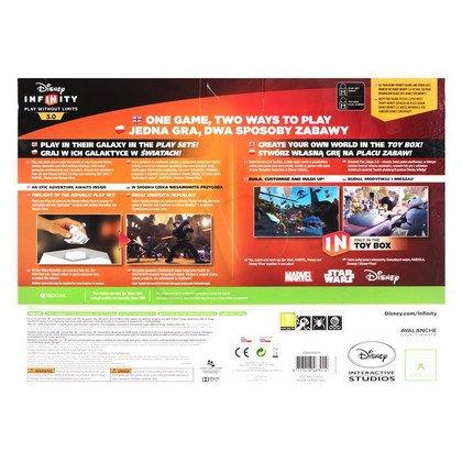 Gra Xbox 360 Disney Infinity 3.0 Star Wars Zestaw Startowy
