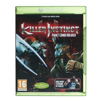 Gra Xbox ONE Killer Instinct