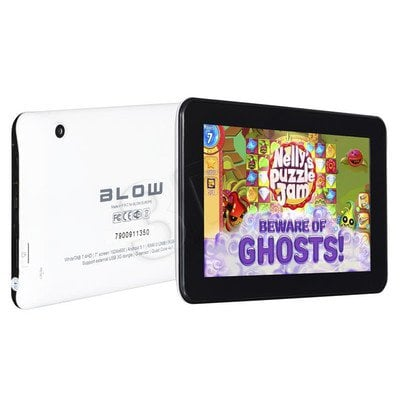 "Blow Tablet Tab7.4HD (7"" Wi-Fi 8GB biały)"