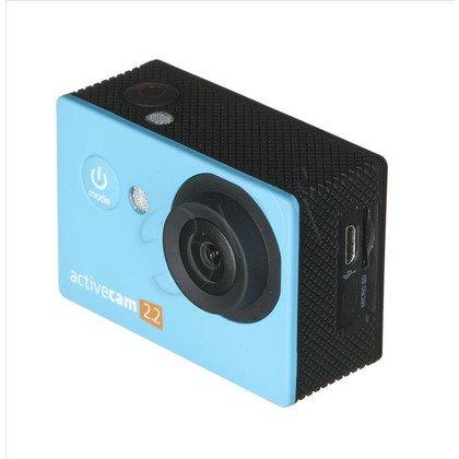 Kamera sportowa Overmax ACTIVECAM 2.2 1080p Niebieski