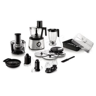 Robot kuchenny PHILIPS AVENCE HR 7778/00 (1000W/ czarny)