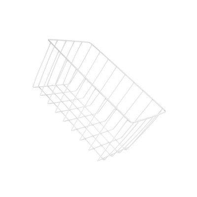 Druciany kosz do zamrażarki, srebrny (2912630395)