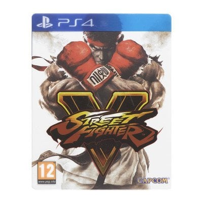 Gra PS4 Street Fighter V Steelbook Edition