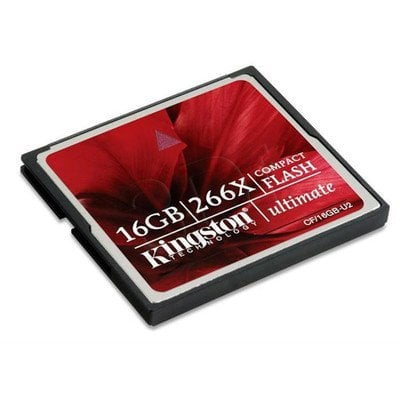 KINGSTON COMPACT FLASH CF/16GB-U2