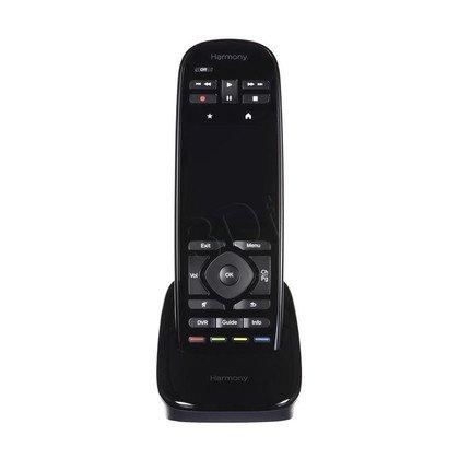 Pilot Uniwersalny Logitech HARMONY ULTIMATE (Odtwarzacz DVD,Telewizory,Dekoder TV cyfrowej,Systemy audio,SAT,Odtwarzacz Blu-ray,ROKU)