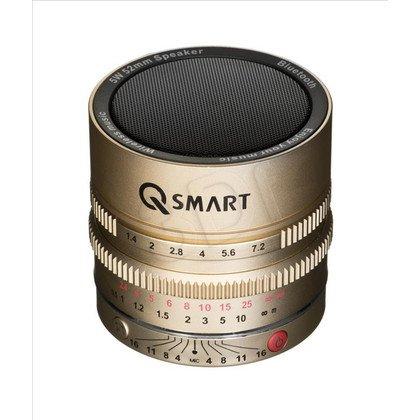 Głośnik bezprzewodowy Q-Smart i605FM Złoty