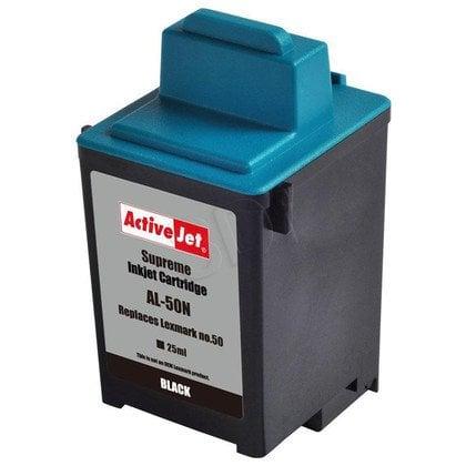 ActiveJet AL-50N tusz czarny do drukarki Lexmark (zamiennik Lexmark 50 17G0050)