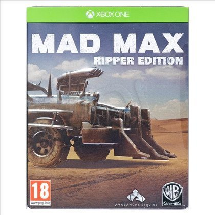 Gra Xbox ONE ESP MAD MAX RIPPER EDITION (STEELBOOK)
