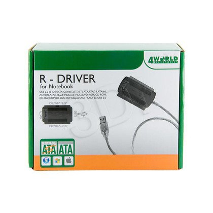 """Adapter USB do IDE/SATA Combo 2,5"""" i 3,5"""""""