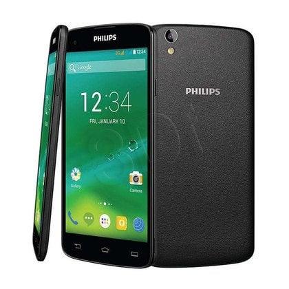 "Smartphone Philips Xenium I908 Dual SIM 16GB 5"" czarny"