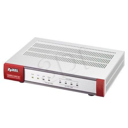 ZyWALL USG 20 Firewall + 5 VPN 5xGbps 3G USB