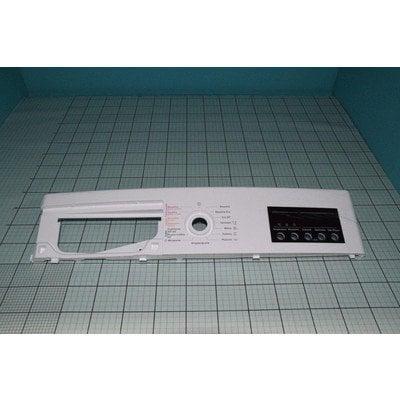 Wypraska panelu sterowania + nadruk AWDG7512CL (1033218)