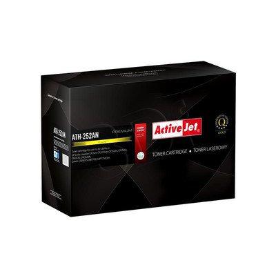 ActiveJet ATH-252AN żółty toner do drukarki laserowej HP (zamiennik 504A CE252A) Premium