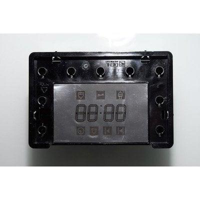Zegar elektroniczny piekarnika 3+3 M6EFX (C43I008A7)