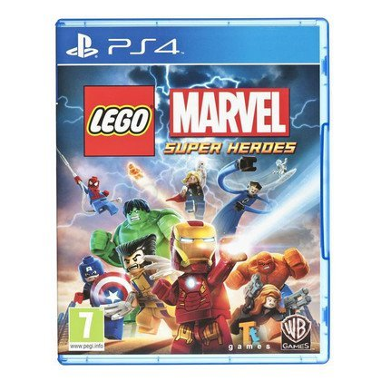 Gra PS4 Lego Super Heroes