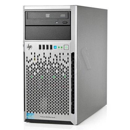 HP ProLiant ML310e Gen8 v2 E3-1220v3 B120i 2x1Gb 1x4GB(L) 2x1TB SATA LFF NHP DVD-RW 1x350W + 3-3-3 NBD