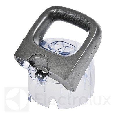 Uchwyt z pokrywą pojemnika na kurz do odkurzacza (4055166518)