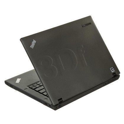 """LENOVO ThinkPad L440 i3-4100M 4GB 14"""" HD 500GB HD4600 Win7P W10P Czarny 20AT005DPB 1Y"""