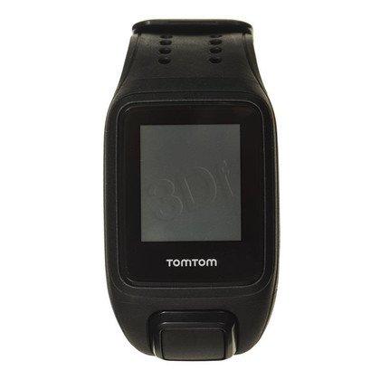 Tomtom Zegarek sportowy Runner 2 Music+HP S czarny/antracytowy
