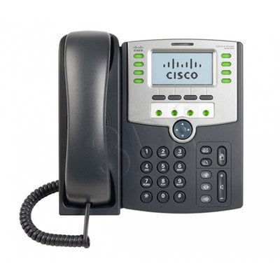 CISCO SPA509G TELEFON VoIP 2xRJ45/12 linii