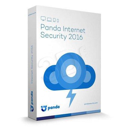 Panda Internet Security 2016 ESD 3PC/24M